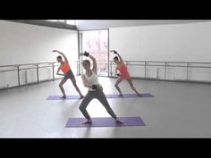 Scottish Ballet Health & Fitness: Episode 4 -- Summer Fit - YouTube. Light weights. 20 min.