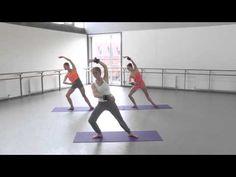 Scottish Ballet Health & Fitness: Episode 4 -- Summer Fit - YouTube. Light weights. 20 min.