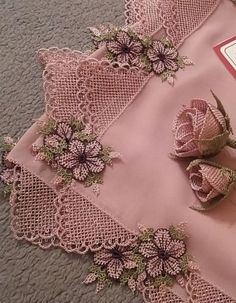 Crochet Motif, Crochet Patterns, Saree Models, Diy Embroidery, Crochet Scarves, Elsa, Diy And Crafts, Shabby Chic, Knitting