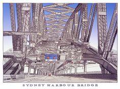 Sydney-Harbour-Bridge-Simon Fieldhouse