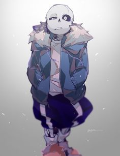 this might be my favourite depiction of sans so far tbh