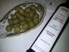 """Per Liliana"" Ascolana Tenera in purity, grand cru, Demeter, by Tenuta Zimarino"