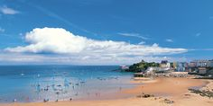 Tenby, Pembrokeshire named in Top 5 Best British Seaside Towns in The Telegraph
