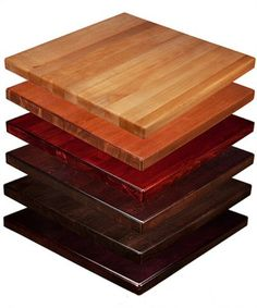 Finest Commercial Quality Butcher Block Beechwood Restaurant Table Tops  Imported From Italy. Check Us Out For Commercial Restaurant