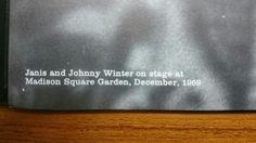 スノー・レコード・ブログ: ジャニス・ジョプリン / JOPLIN, JANIS - ジャニス / janis - SOPJ11...