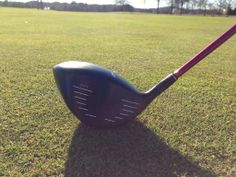 Our review of the Powerbilt Air Force One DFX N7 Driver! Front and Center. Golf Club Reviews, Golf Accessories, Air Force Ones, Golf Clubs, Air Force 1