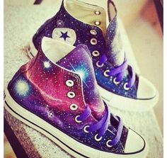 Galixy shoes awesome and very cute!!