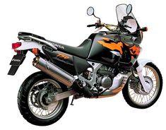 1996 Honda XRV750 Africa Twin #2
