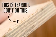 How to Prevent Tearout and Splintering When Cutting Plywood, Once and For All | Man Made DIY | Crafts for Men