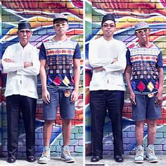 Asian Youth Trade Outfits With Their Elders To Make Us Rethink Age Stereotypes In Fashion