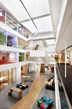 Sweco HQ, Stockholm, 2013 - SWECO