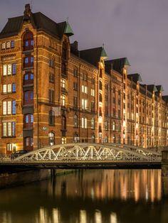 Hamburg - Speicherstadt 041