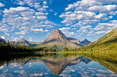 Sinopah Mountain, Glacier National Park, ©tonybynum