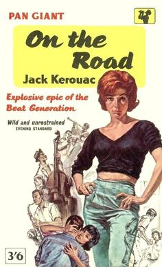 All the Covers of Jack Kerouac's On The Road