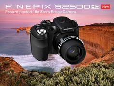 FinePix S2500HD