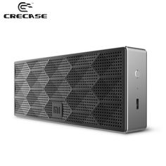 Find More Speakers Information about Original Xiao mi 1200mAh Black Square Portable Wireless Bluetooth 4.0 Speaker Square Box Speaker HiFi Wireless Mini Stereo ,High Quality box bracelet,China speaker sleeve Suppliers, Cheap speaker box mp3 from GUANGZHOU CRECASE FLAGSHIP STORE on Aliexpress.com