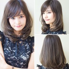 30 Short Ombre Hair Options for Your Cropped Locks in 2019 Party Hairstyles For Long Hair, Square Face Hairstyles, Face Shape Hairstyles, Haircuts For Long Hair, Pretty Hairstyles, Medium Hair Cuts, Short Hair Cuts, Medium Hair Styles, Curly Hair Styles
