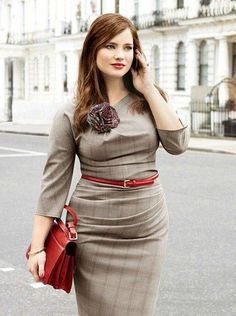 Big Size Professional Business Women Office Attire