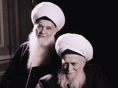 Mawlana Shaykh Nazim(q) And Mawlana Shaykh Hisham(q)