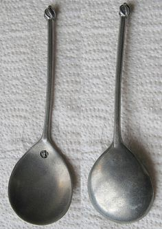 Circa 15th Century Spoon, via Flickr. - photo by Dave Caplan