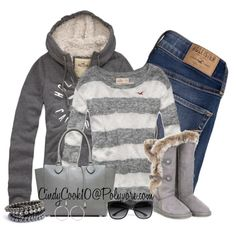 Comfy Day, created by cindycook10 on Polyvore
