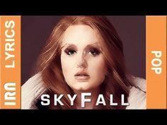 "ADELE:  ""Skyfall"" - Lyrics OnScreen  [ HD-1080 ]"