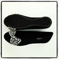 Classy Flats - MyHotShoes.com via Polyvore