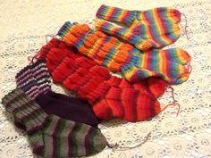 Sukkia joululahjoiksi 2013 Gloves, Winter, Winter Time, Winter Fashion