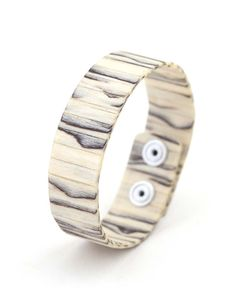 NATURE FROZEN BIRCH #bracelet #fashion #woodbracelet #wood #design #madeinitaly