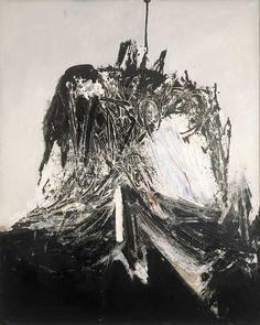 Rafael Canogar: Toledo, 1960 - Descubra las obras disponibles a la venta en www.modum-art.com #modumart