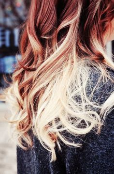 Fashion Ombre Hair Extensions Brown To Blonde - Ombre Hair Extensions Brown To Blonde For Women