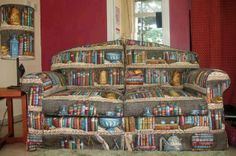 cool idea, but it's a bit much on a couch.   would look better on a chair.