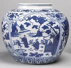 Jiajing period vase 6 character mark