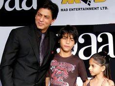 شاہ رخ خان کا بیٹے اور بیٹی کے ساتھ جلد حج پر جانے کا فیصلہ http://www.allhottrends.com/sharukh-going-to-haaj-with-his-daughter-and-son/