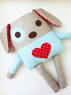 Игрушка-подушка Собачка