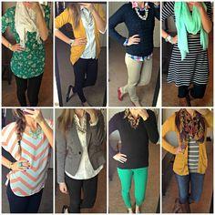 Stylish Teacher Outfits