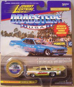 ctd-Johnny Lightning 1996 Dragsters Jukebox-gold/wt/A25/gonecd
