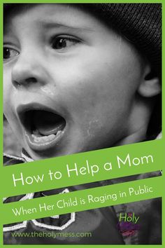 How to Help a Mom Wh