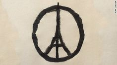 Anyone ever notice the pray for Paris symbol looks sorta like the Eiffel Tower? - Anyone ever notice the pray for Paris symbol looks sorta like the Eiffel Tower? Pray For Paris, Tour Eiffel, Banksy, We Are The World, In This World, Attentat Paris, Illustration Parisienne, Paris Terror Attack, Paris 13