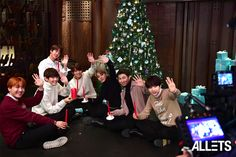 christmas with bts