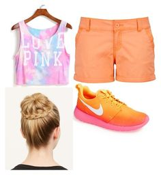 Untitled #6 by skylakilgore on Polyvore featuring polyvore, fashion, style, maurices and NIKE