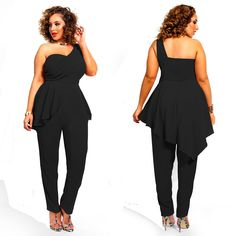 Summer dress plus size cheap jumpsuits
