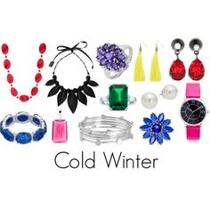 Cold Winter jewelry