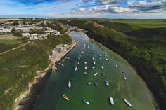 30 stunning pictures of Wales as you've never seen it before skycamwales.com/Pembrokeshire