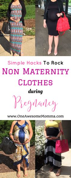 Stop wasting your money on maternity clothes! I managed to get through 2 pregnancies without even a single one. All it took was creativity with my outfits! #pregnancy #pregnancytips #pregnantstyle #maternitystyle | pregnancy hacks | pregnancy | pregnancy fashion | pregnant | pregnant fashion | pregnant outfits | maternity fashion | maternity clothes summer | pregnant outfits winter | pregnant outfits summer | pregnant outfits fall | maternity style | no maternity clothes pregnancy