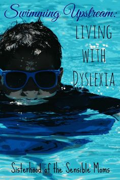 Dealing with Dyslexia isn't easy.