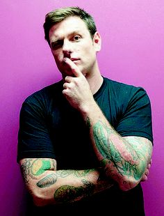 Chuck Hughes - the cutest celebrity chef ever! A Canadian favourite Culinary Chef, Michael Symon, Celebrity Chef, Hey Good Lookin, Cute Celebrities, Kitchen Equipment, Hey Girl, Perfect Man, Handsome Boys