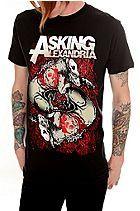 Asking Alexandria T-Shirt I WANT IT