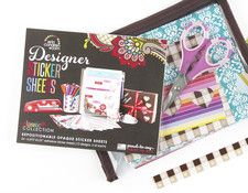 accessories -designer sticker sheets -classic collection