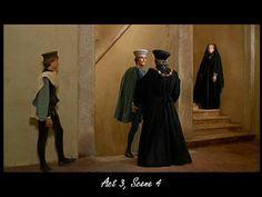 Capulet and Paris planning the wedding OP Sandra Claassen © 1968 - Paramount Pictures